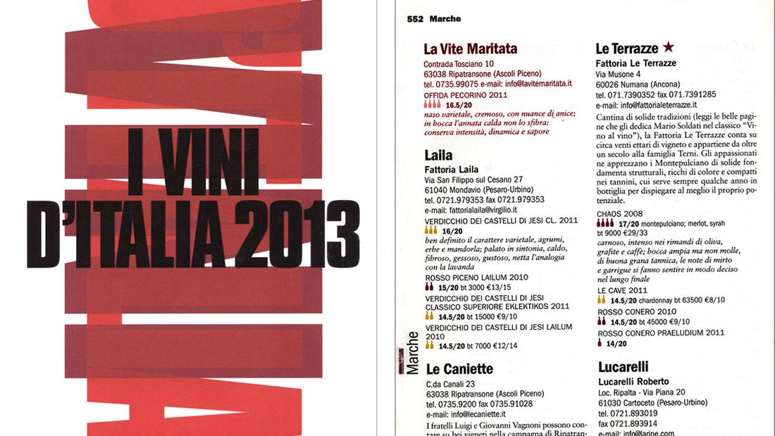 vini d'italia2013 l'espresso